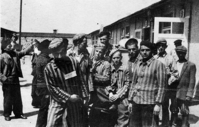 Resultado de imagen de deportados españoles campos nazis